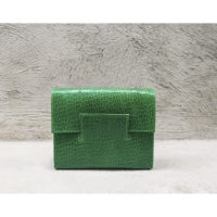 Ice Clutch Emerald Green
