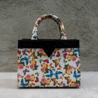 SST Classic Floral Butterfly Goat Skin