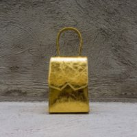 Alpha Mini Metallic Gold