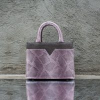SST Classic Lilac Iridescent Snake print