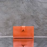 Travel Wallet Coral