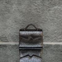 TKO Mini Metallic Brass Calf Skin
