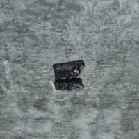 Rough Cut Black Tourmaline With Mica Beryllonite Crystal